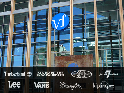 VF International -uffici e showroom