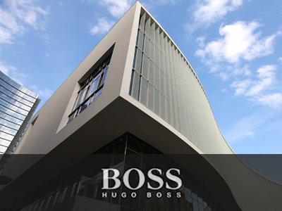 HUGO BOSS – Flagship Porta Nuova