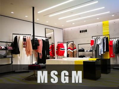 MSGM – LA RINASCENTE MILANO