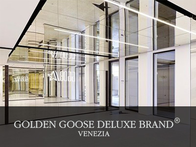 GOLDEN GOOSE – Showroom Milano