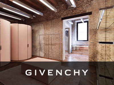 GIVENCHY – Flagship Store Roma